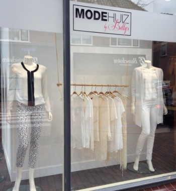 Witte mode Modehuiz by Betty's