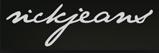 logo nick jeans